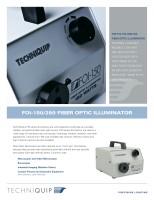 DS_FOI-150 Fiber optic illuminator
